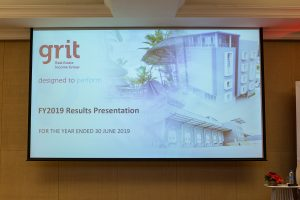 Annual Results Presentation - FY2019