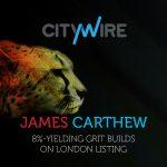 Citywire - James Carthew
