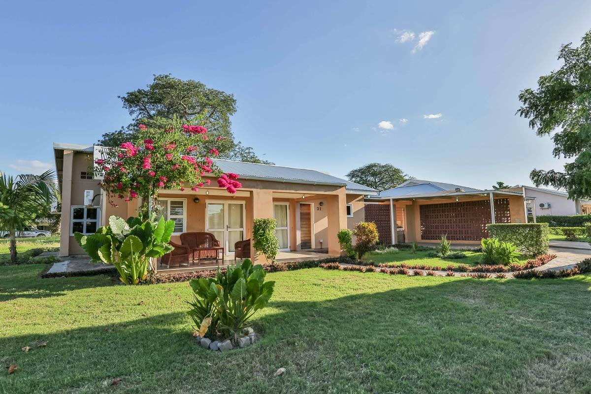 Grit Mozambique Property - VDE Housing Estate