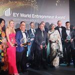 Bronwyn Corbett wins 2019 EY World Entrepreneur Award- Southern Africa (Exceptional Category)